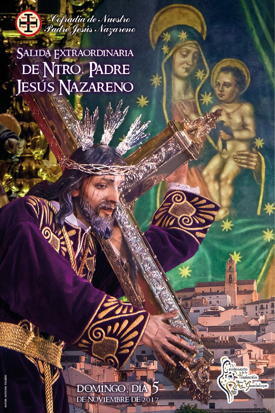 Salida Extraordinaria de Nuestro Padre Jesús Nazareno
